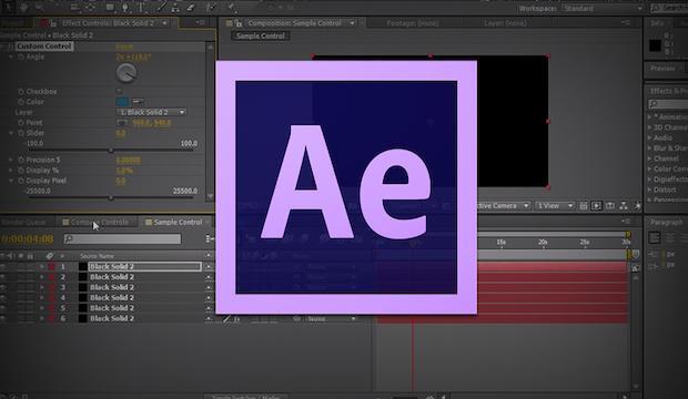 Adobe After Effects - البعد الثالث