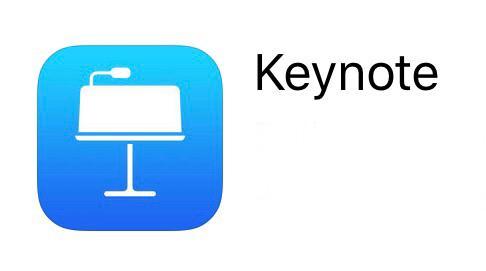 تصميم العرض التقديمي عن طريق ال Keynote