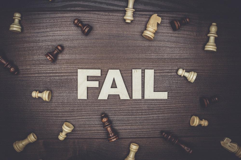 أسباب فشل المشاريع