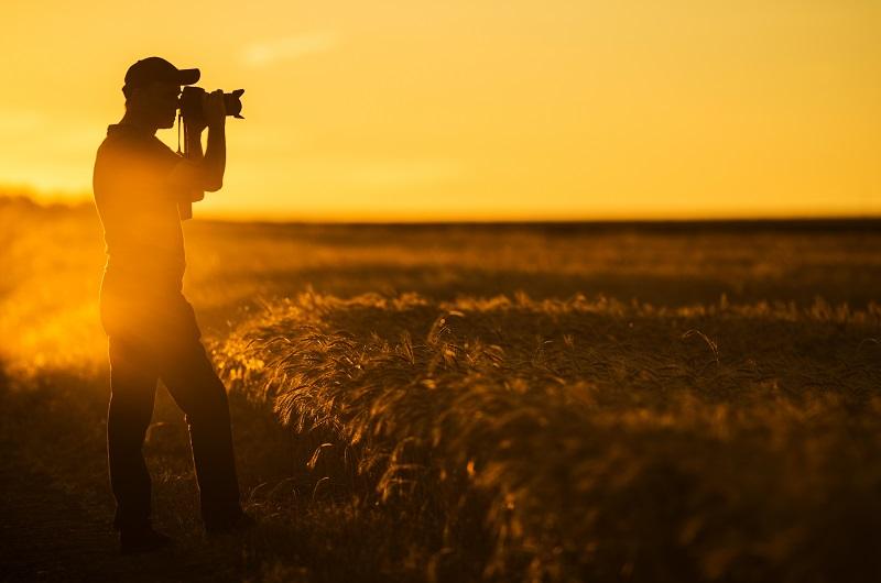 كيف تصبح مصور محترف